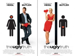 The Ugly Truth - Adult Dating Movie Posters